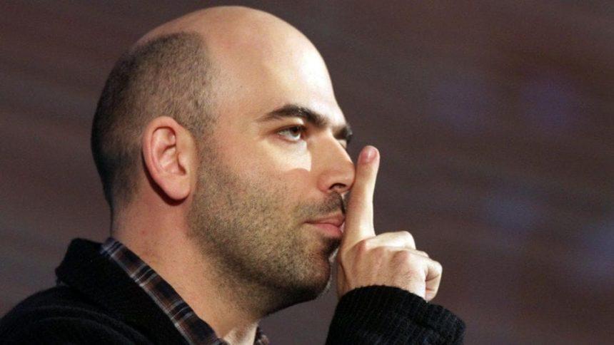 Roberto Saviano silenzio - Fonte IlGiornale