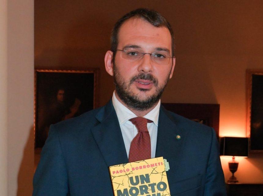 paolo-borrometi-libro - Fonte Articolo21